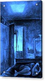 Apocalypsis 2001 Or Abandoned Soul Acrylic Print