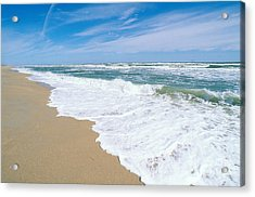 Apollo Beach Acrylic Print by Millard H. Sharp