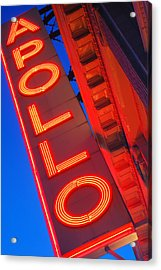 Apollo Nights Acrylic Print