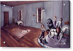 Appalachian Carousel Acrylic Print