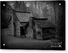 Appalachian History Acrylic Print