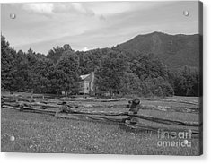 Appalachian Life Acrylic Print