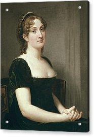 Appiani, Andrea 1754-1817. Portrait Acrylic Print