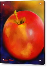 Apple A Day Acrylic Print