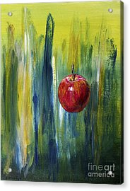 Apple Acrylic Print