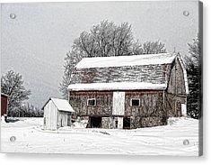 Apple Country Pultneyville Ny Acrylic Print