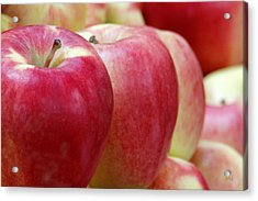 Apples For Sale Acrylic Print