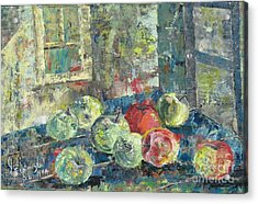 Apples - Sold Acrylic Print