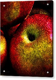 Apples Two Acrylic Print