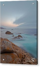 Acrylic Print featuring the photograph Approaching Storm by Jonathan Nguyen