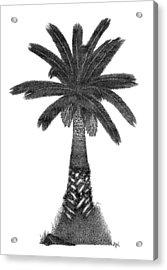 April '12 Acrylic Print