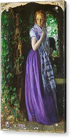 April Love Acrylic Print by Philip Ralley