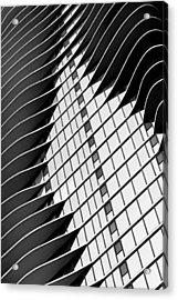 Aqua #1 Acrylic Print