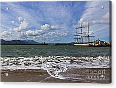 Acrylic Print featuring the photograph Aquatic Park by Kate Brown