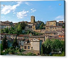 Aragon Acrylic Print by France  Art