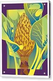 Arboreal Acrylic Print