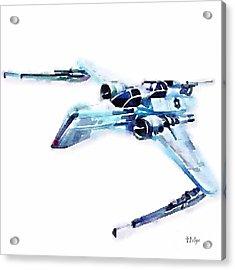 Arc-170 Starfighter Acrylic Print