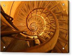Arc De Triomphe - Paris France - 01133 Acrylic Print by DC Photographer