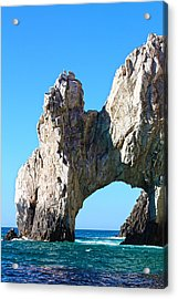 Arch At Land's End Acrylic Print