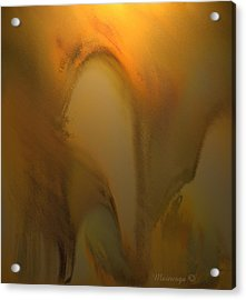 Arch Acrylic Print by Ines Garay-Colomba