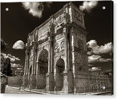 Arch Of Constantine Acrylic Print