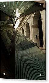 Acrylic Print featuring the photograph Arch Reflections by Haren Images- Kriss Haren