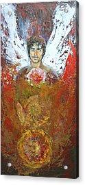 Archangel Acrylic Print