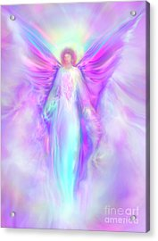 Archangel Raphael Acrylic Print