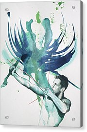 Archer Acrylic Print