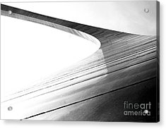 Arching Acrylic Print by Shannon Beck-Coatney