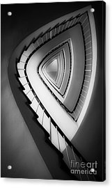 Architect's Beauty Acrylic Print by Hannes Cmarits