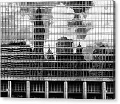 Architectural Abstract 3 Acrylic Print by Robert  FERD Frank