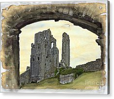 Archway To History Acrylic Print