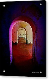 Arcos Acrylic Print
