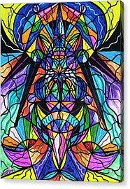 Arcturian Awakening Grid Acrylic Print