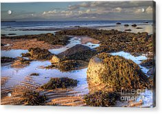 Ardrossan Morning Acrylic Print by Fiona Messenger