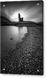 Ardvreck Castle 2 Acrylic Print by Dave Bowman