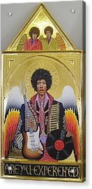 Are You Experienced Altarpiece Acrylic Print