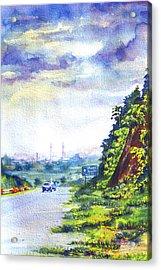 Arecibo Puerto Rico Acrylic Print