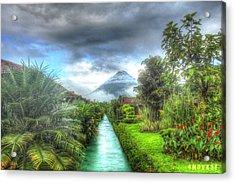 Arenal Acrylic Print