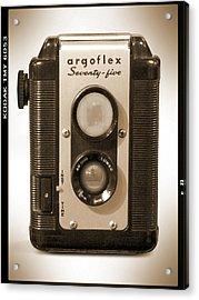 Argoflex 75 Acrylic Print
