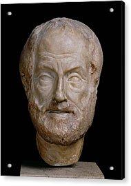 Aristotle  Acrylic Print