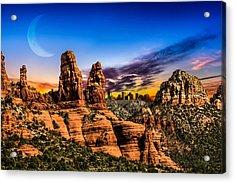 Arizona Life Acrylic Print