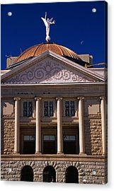Arizona State Capitol Building Phoenix Acrylic Print by Panoramic Images