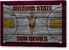Arizona State Sun Devils Acrylic Print