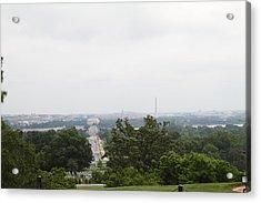 Arlington National Cemetery - 01136 Acrylic Print by DC Photographer