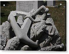 Arlington National Cemetery - 121220 Acrylic Print by DC Photographer