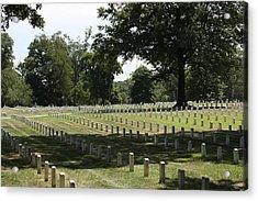 Arlington National Cemetery - 121221 Acrylic Print by DC Photographer