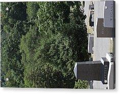 Arlington National Cemetery - 121231 Acrylic Print by DC Photographer