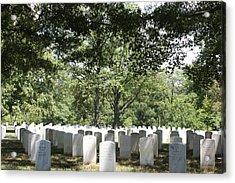 Arlington National Cemetery - 121245 Acrylic Print by DC Photographer